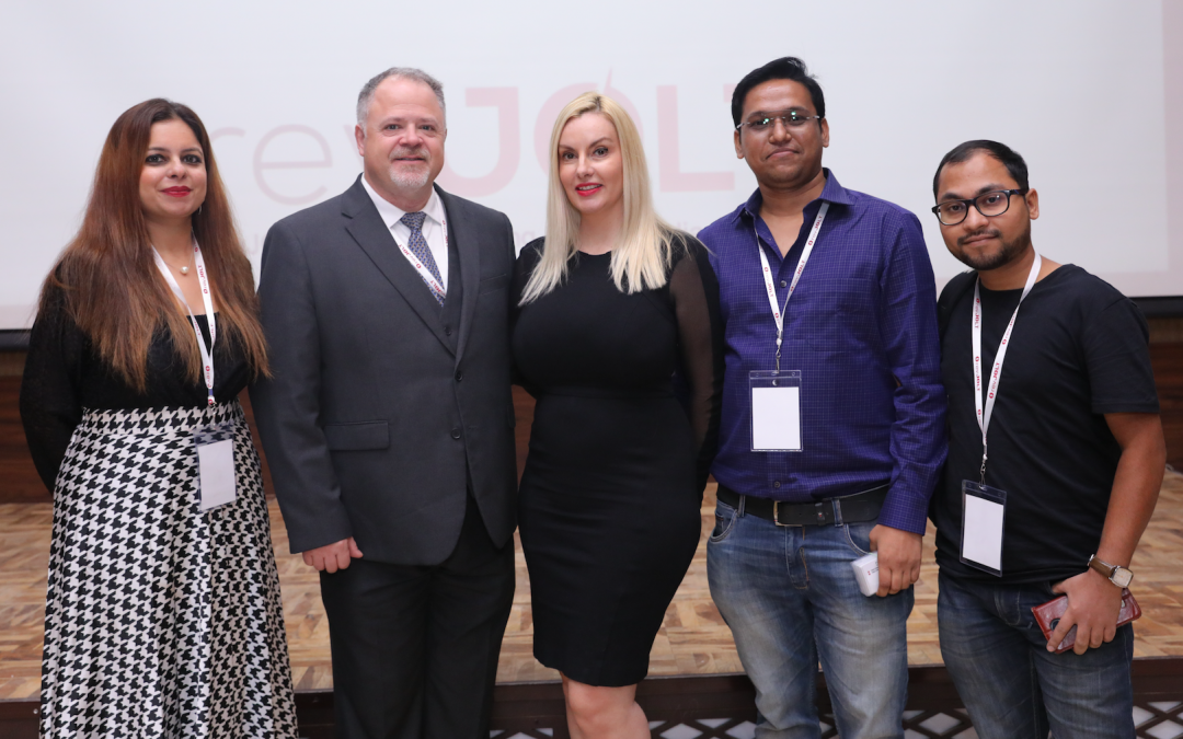 revJOLT Affiliate Marketing Summit India, 2018 – Success!